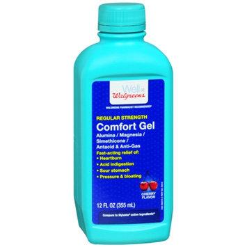 Walgreens Comfort Antacid, Cherry, 12 fl oz