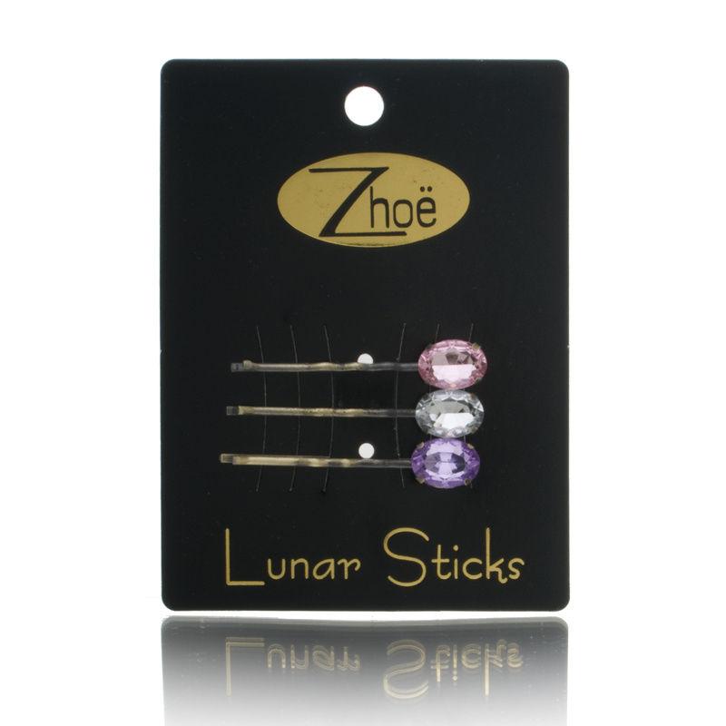 Zhoe Lunar Sticks Hair Pins
