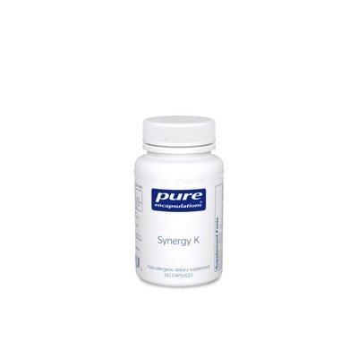 Pure Encapsulations - Synergy K - 120 Capsules