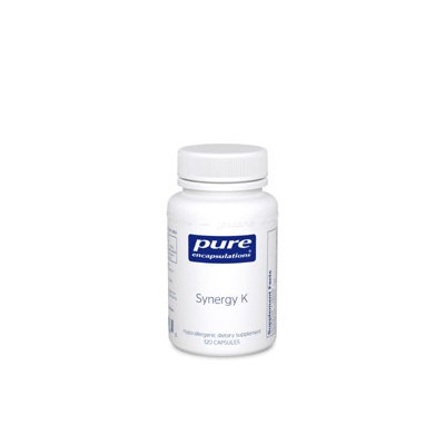 Pure Encapsulations - Synergy K - 120 Capsules