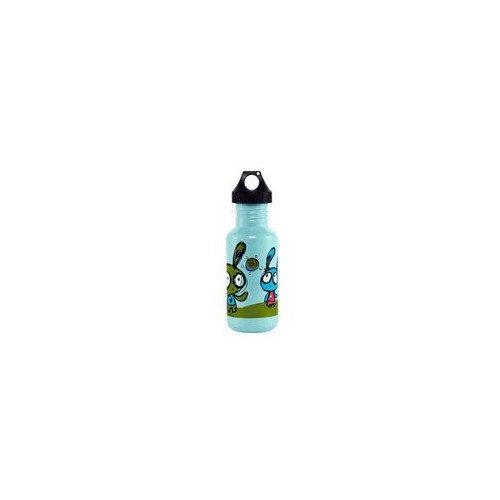 U-turn 2 Tap Water Bottle,S/S,Floating 16 oz