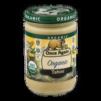 Once Again Organic Tahini