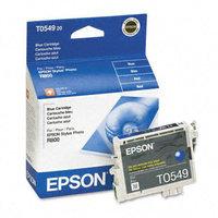 Epson T054920 Blue Ink Cartridge for Stylus