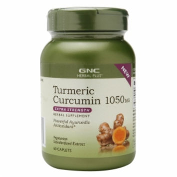 GNC Herbal Plus Turmeric Curcumin 1050 MG Extra Strength