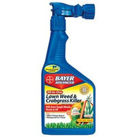 Wetsel Bayer 32oz All In One Lawn Weed and Crabgrass Killer RTS