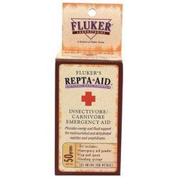 Fluker Labs SFK73030 Repta-Aid Critical Care Formula for Insectivores-Carnivores