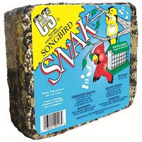 C & S Products C and S Products Songbird Snak 2 Pounds - CS06213