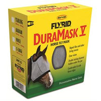 Durvet Equine Duramask Fly Mask Grey Arabian - 081-60001