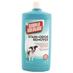 Simple Solution Stain + Odor Remover - 24 oz.