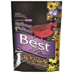 F.m. Brown Pet F.M. Browns Pet 118407 Bird Lovers Blend - Best Blend 7 Pounds