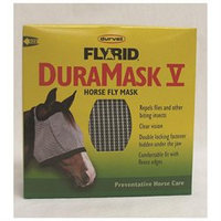 Durvet-equine Duramask Fly Mask- Yellow Xx Large-draft - 081-60006