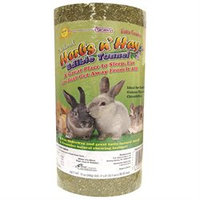 F.m. Brown Pet Falfa Cravin Herb N Hay Tunnel 8 inch