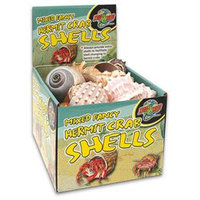 Topdawg Pet Supply Zoo Med Labs Hermit Crab Shells