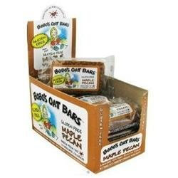 Bobos Oat Bars BoBo's Oat Bars All Natural Maple Pecan - 3 oz - Vegan