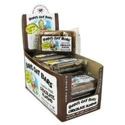 Bobos Oat Bars B01442 Bobos Chocolate Almond Gluten Free Oat Bar -12x3oz