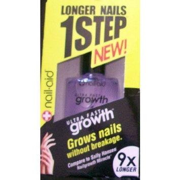 Nail Aid Nail-Aid Longer Nails - 1 Step - 9X Longer - Ultra Fast Growth