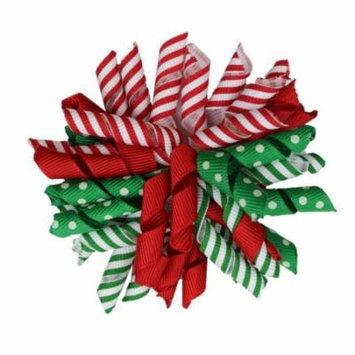 Korker Hair Clip - Christmas