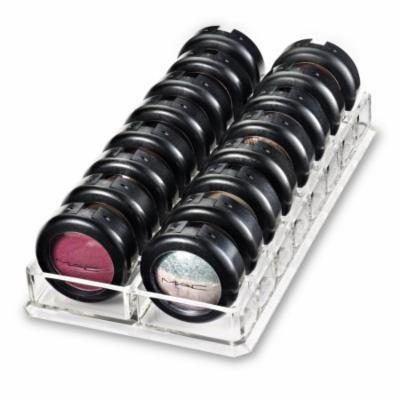 Acrylic Eyeshadow Organizer & Beauty Care Holder Provides 16 Space Stoarge byAlegory Makeup Organizer