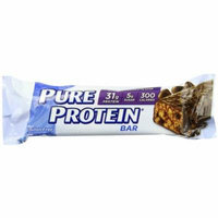 Pure Protein Chewy Chocolate Chip Bars, 2.75 oz, 12 count