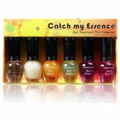 KLEANCOLOR Nail Lacquer Mini Collection - Catch my Essence - Nail Treatment - Catch My Essence