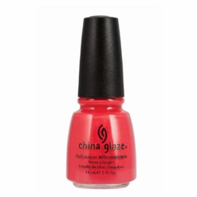 (6 Pack) CHINA GLAZE Nail Lacquer with Nail Hardner 2 - High Hopes