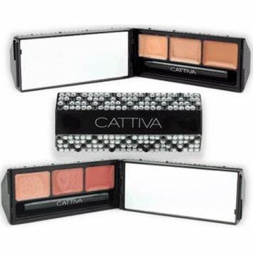 Cattiva Tanti Bacio 6 Well Lip Gloss Palette