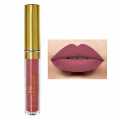 (6 Pack) LA Splash Lip Contour Waterproof Liquid Lipstick - Rose Garden