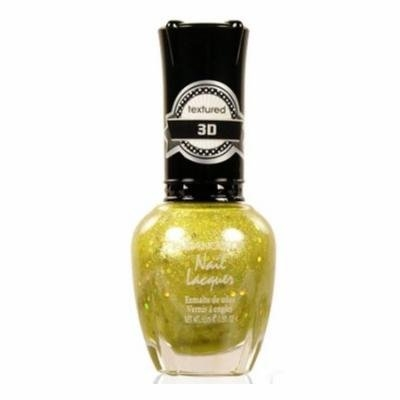 KLEANCOLOR 3D Nail Lacquer - Hawaiian Shaved Ice