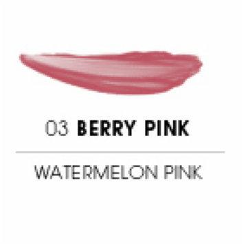 ModelCo Shine Ultra Lip Gloss, Berry Pink.