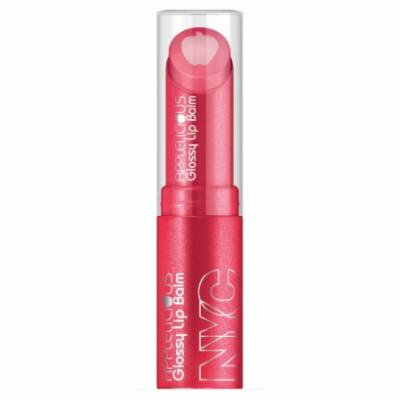 (6 Pack) NYC Applelicious Glossy Lip Balm - Pink Lady (DC)
