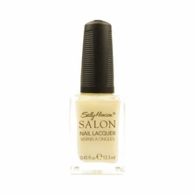 (6 Pack) SALLY HANSEN Salon Nail Lacquer 4134 - Sheer Pressure