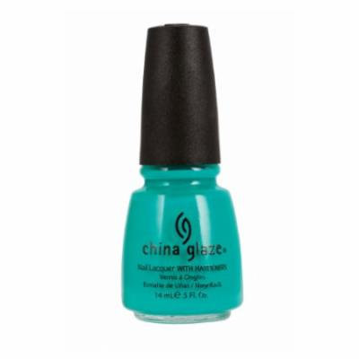 (3 Pack) CHINA GLAZE Nail Lacquer with Nail Hardner 2 - Four Leaf Clover
