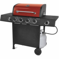 4-Burner Rs W/S Burn Gas Grill