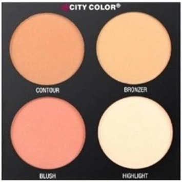 City Color Contour & Define Palette