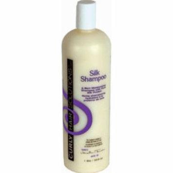 Curly Hair Solutions Silk Shampoo 33.8 oz.