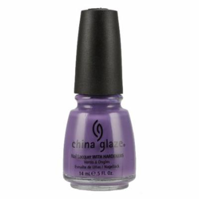 (3 Pack) CHINA GLAZE Nail Lacquer with Nail Hardner - Spontaneous