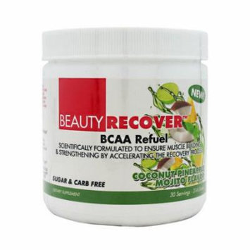 BeautyFit BeautyRecover, BCCA Refuel For Women, Pineapple Coconut Mojito, 314 grams (30 Servings)