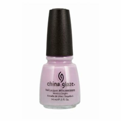 (3 Pack) CHINA GLAZE Nail Lacquer with Nail Hardner 2 - Light As Air