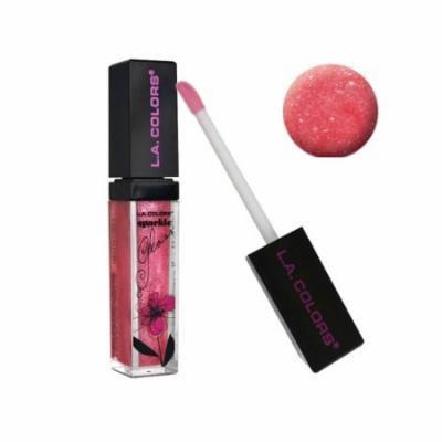 (6 Pack) LA COLOR Jellie, Shimmer ; Sparkle Lip Gloss - Wink