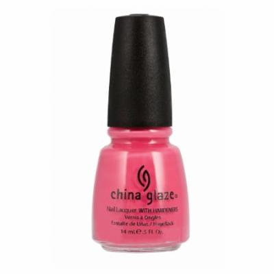 (6 Pack) CHINA GLAZE Nail Lacquer with Nail Hardner 2 - Sugar High