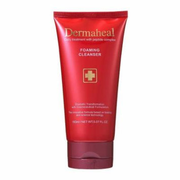 Dermaheal Foaming Cleanser, 5.07 oz.