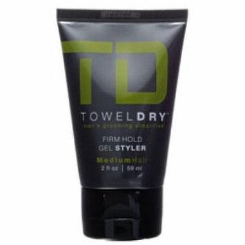 TOWELDRY Gel Styler, 2.0 fl. oz.