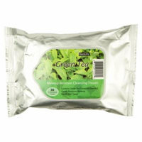 BEAUTY TREATS Makeup Remover Cleansing Tissues - Green Tea
