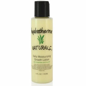 Hydratherma Naturals Daily Moisturizing Growth Lotion, 4.0 oz.