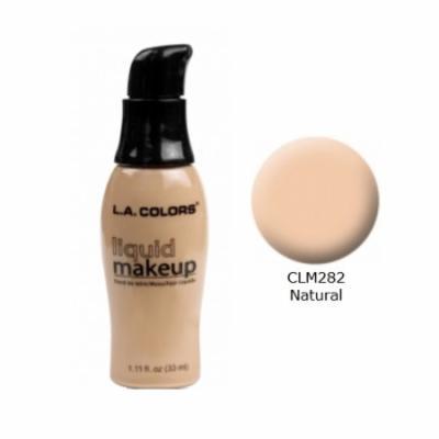 LA COLORS Liquid Makeup - Natural