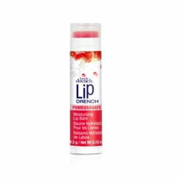 (6 Pack) BODY DRENCH Moisturizing Fruity Lip Balms - Pomegranate