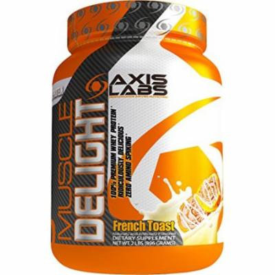 Axis Labs Muscle Delight, French Toast, 2 pounds