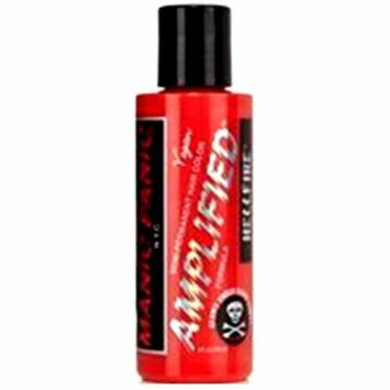 (3 Pack) MANIC PANIC Amplified Semi-Permanent Hair Color - Hellfire
