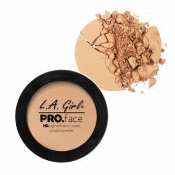 (3 Pack) LA GIRL PRO Face Powder - Creamy Natural