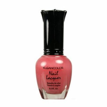 KLEANCOLOR Nail Lacquer 3 - Sheer Peach